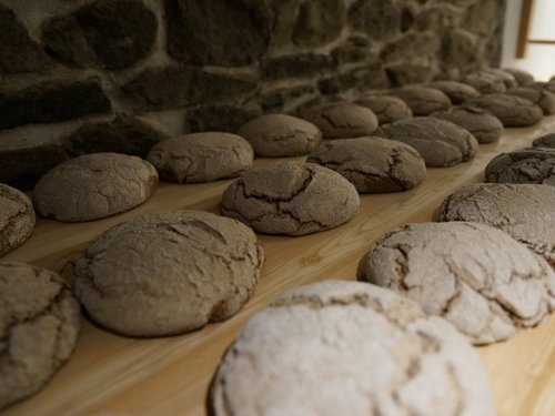 Roggenbrot backen